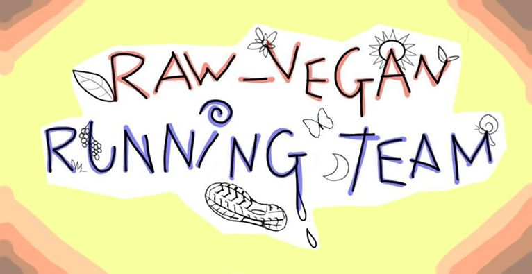 Nasce il Raw Vegan Running Team