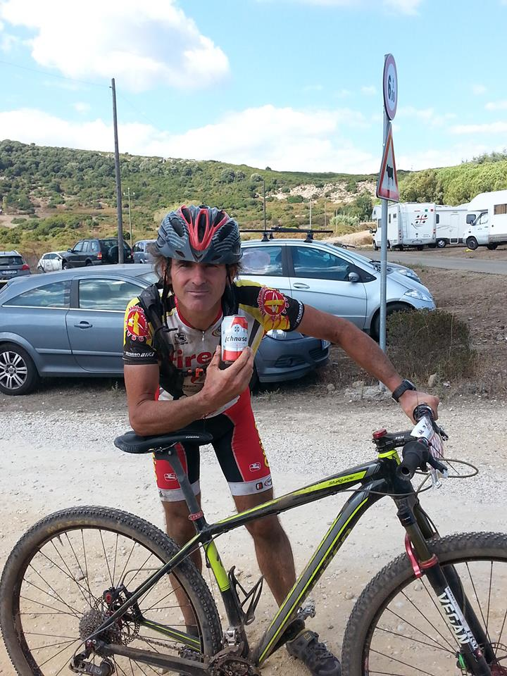 giuliano carta a morgongiori ichnusa 27 09 2014 vegansport