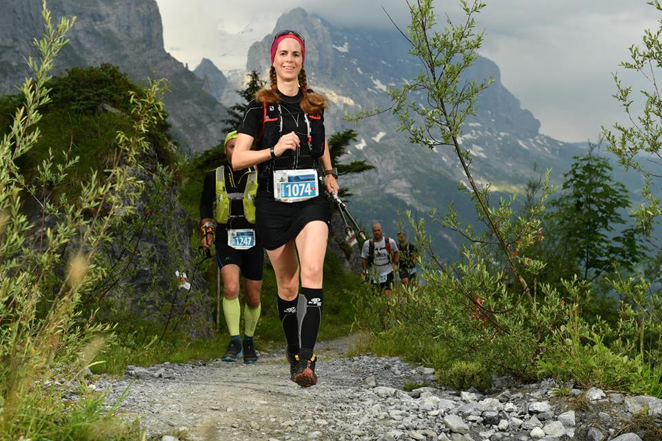 Barbara Conrad Eiger Ultra Trail 2018