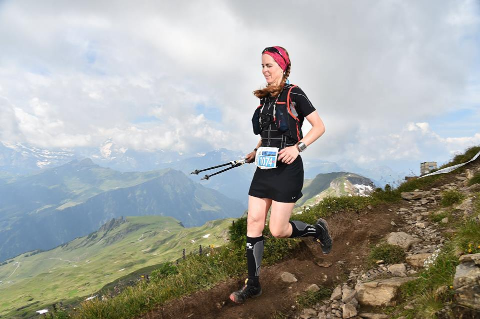 Barbara Conrad Eiger Ultral 2018