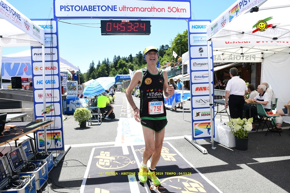 Lido Parri Vegan Runners It Pistoia Abetone 2019
