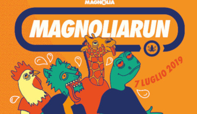 logo Magnolia Run 2019