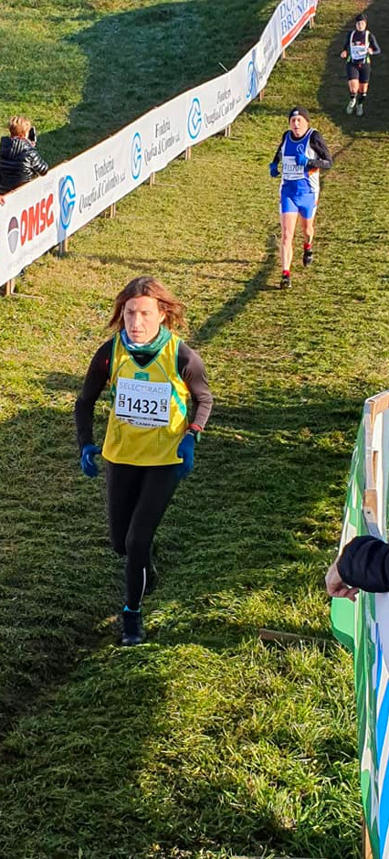 Barbara Cassola cross campaccio 2020