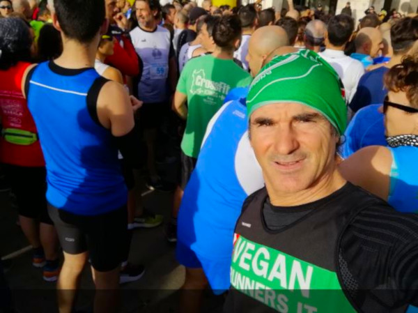 Giuliano Carta ASD Vegan Runners , Corrincentro 2020